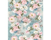 Zola decoupage paper by redesign with Prima Same Day Shipping