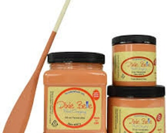 Terracotta - Dixie Belle Paint Chalk Mineral, Furniture Paint, Cabinet Paint