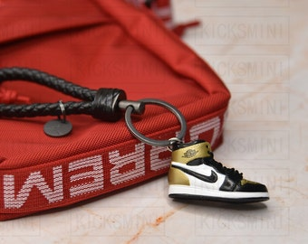 39507f4d3df Handcrafted 3D Sneaker Keyring