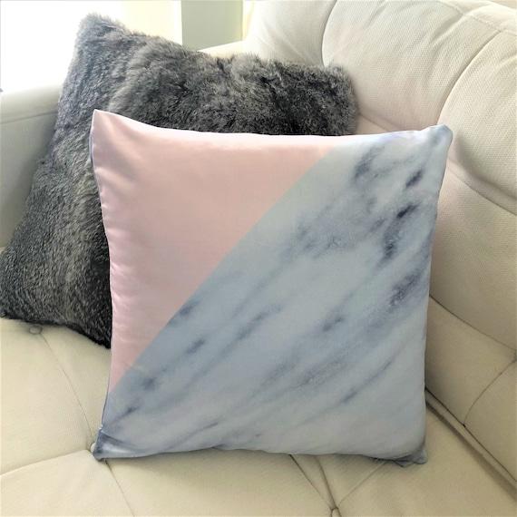 Modern Marble Pillowcase Square Cushion Cover Throw Pillow Case Home Sofa Decor