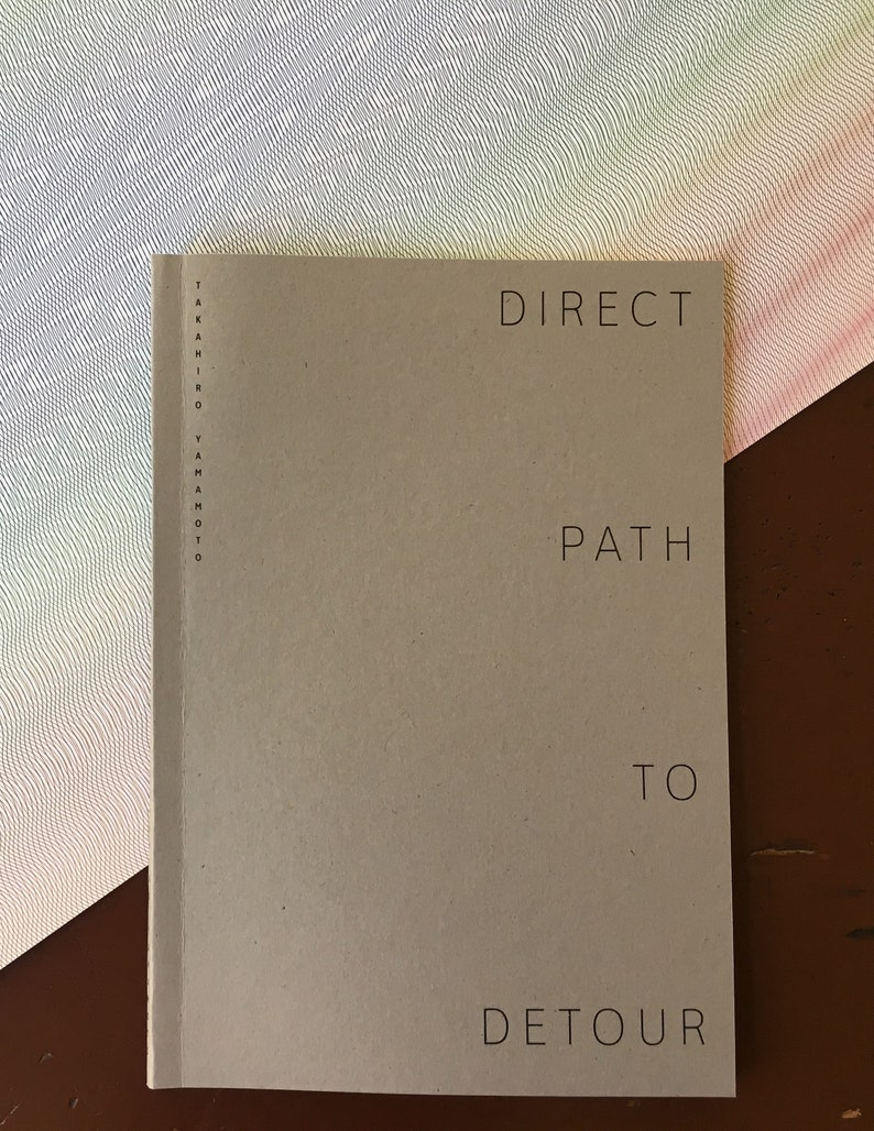 Direct Path to Detour BOOK image 0