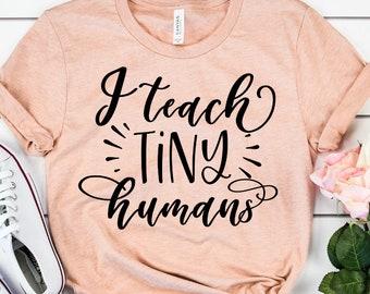 Chaos Coordinator Shirt Back to School Shirt Mom Shirt Christmas Gift for Teacher Gift Birthday Gift for Teacher gift for her T shirt. I Raise Tiny Humans You Cant Scare Me