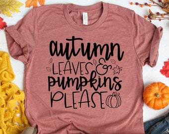 What better way to celebrate Fall than a Tan Bella Canvas tee featuring Multi-print Pumpkins in a cute wagon!?!