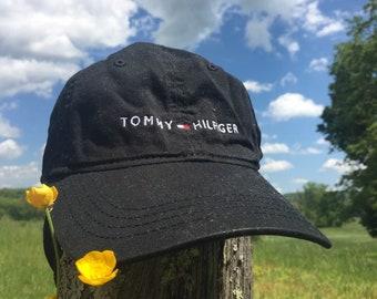 168e73986 Tommy hilfiger cap   Etsy