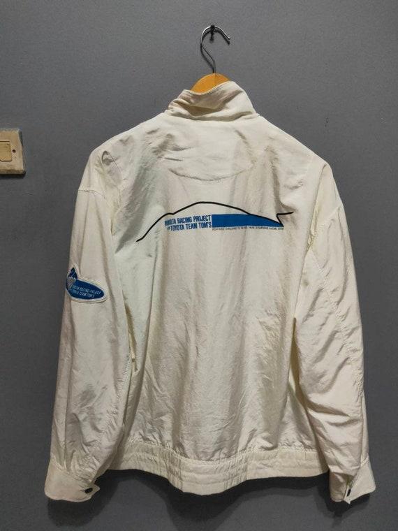 Vintage F-1 Minolta Toyota team Tom's jacket - image 2