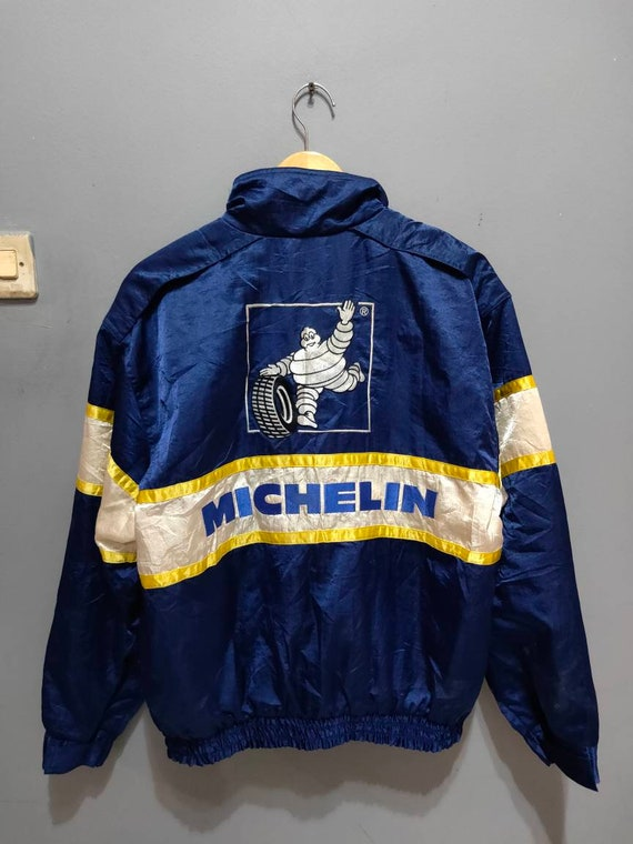 Michelin racing jacket vintage
