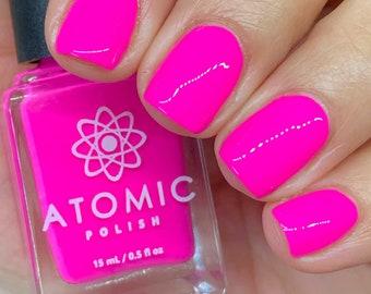 Pastel Neon (Ne) Hot Pink