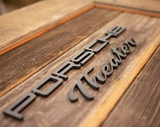"""Above bed decor, Plasma Cut Metal Art, Metal Script or Saying Sign, Quality 1/4"""" thick steel"""