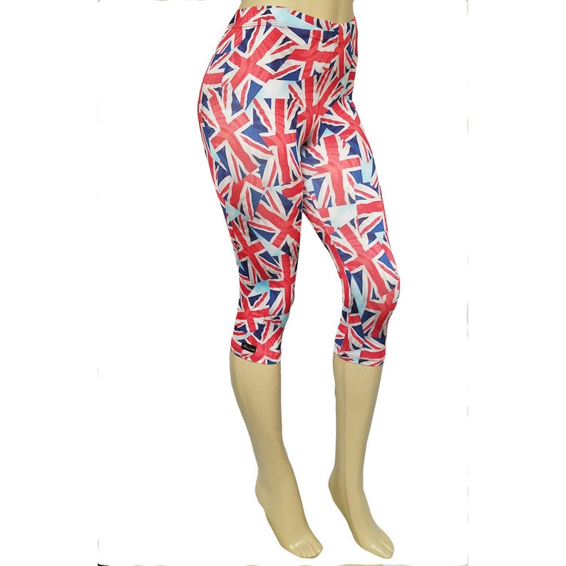 Sale Medium  Capri: Union Jackz image 0