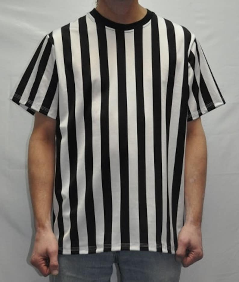 MEN's Referee Jersey Pull Over image 0