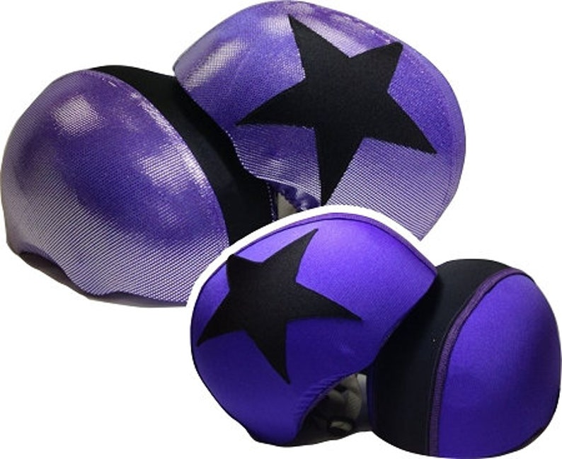 Roller Derby Helmet Pantie Set: Reversible image 0