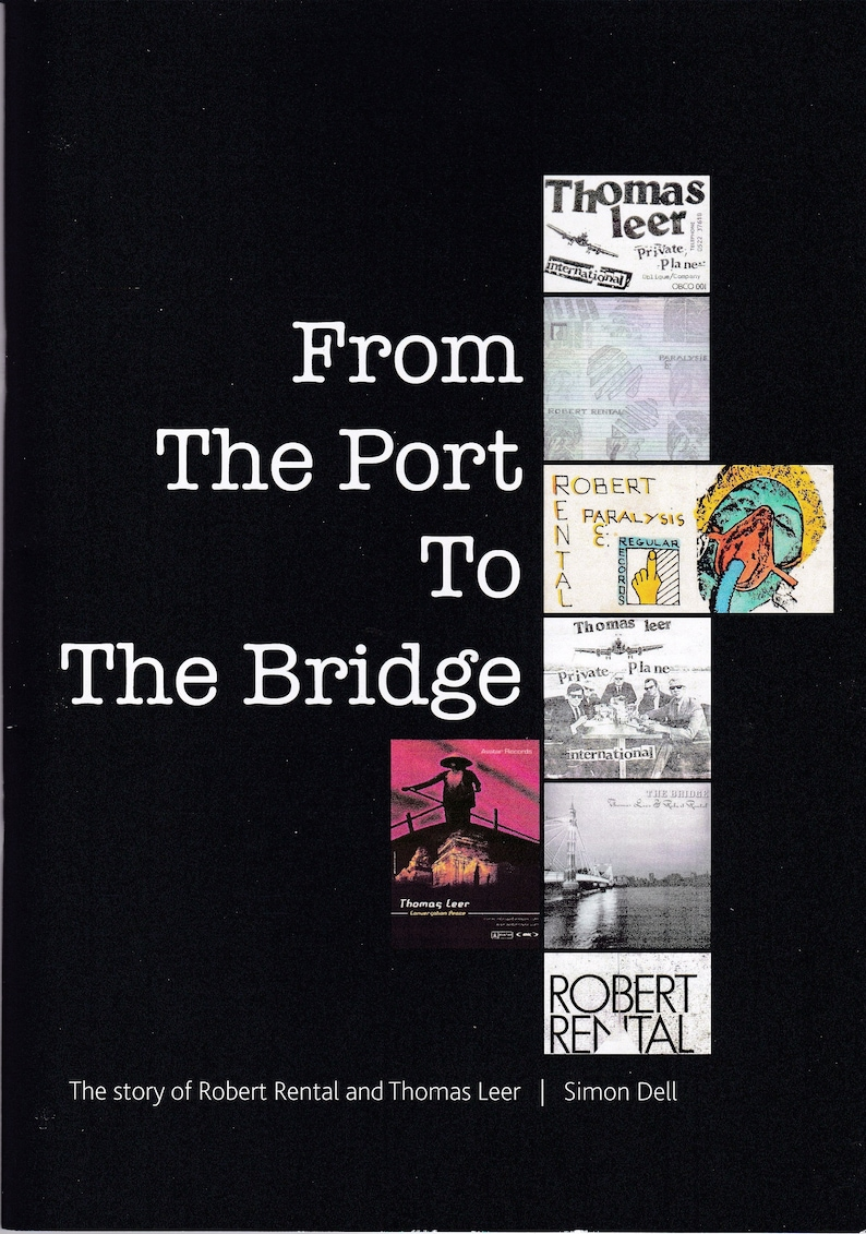 Booklet  From The Port To The Bridge image 0