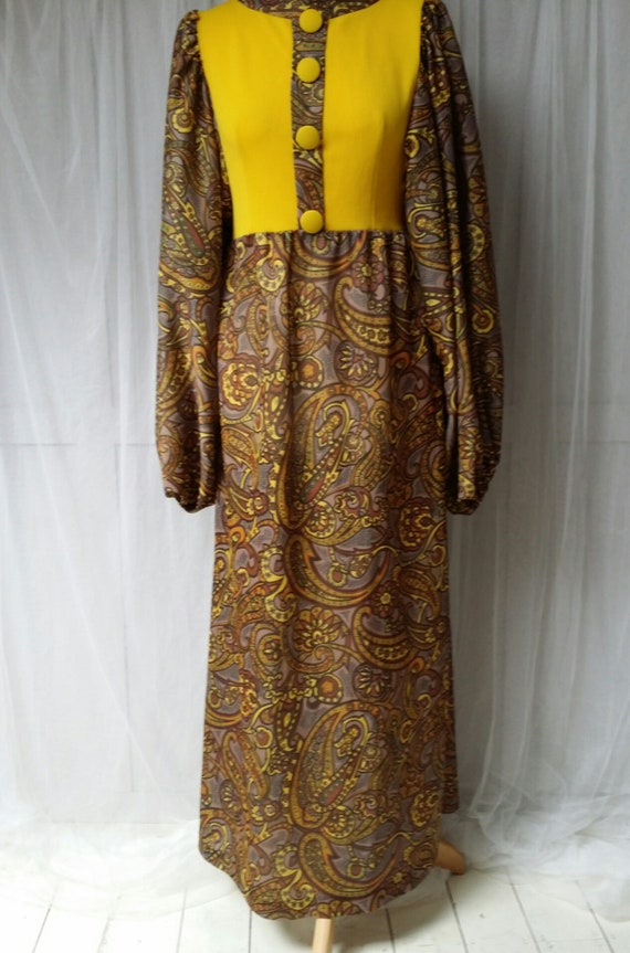 Epic Crazy Weird Funky Vintage 1960s Psychedelic … - image 3