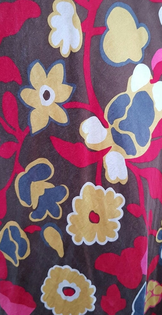 Lovely Vintage Bohemian Laura Ashley 1970's Floral