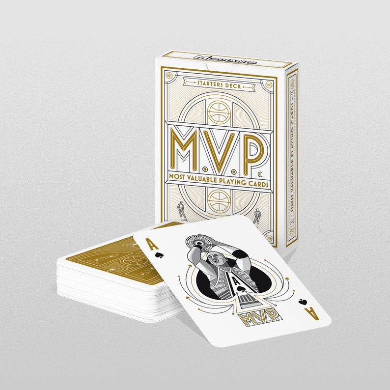 M.V.P.c Poker Decks