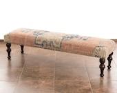 Long Bench - Ottoman