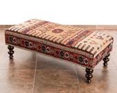 Ottoman - Coffee Table