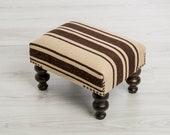 Footstool - Ottoman Pouf