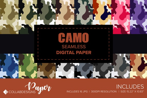 image about Camo Printable identified as Camo Paper Millitary Military services tiredness seamless practice printable electronic routine instantaneous obtain military services tiredness behavior camo behavior