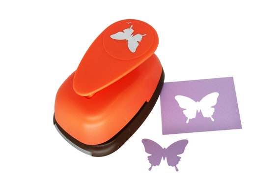2inch Butterfly Shape Paper Craft Lever Punch Scrapbooking Cards Arts crafts