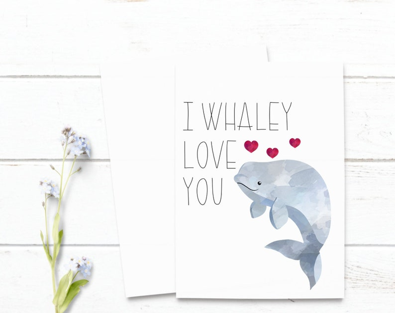Alternative I Love You Anniversary Card For Husband Wife Boyfriend Girlfriend
