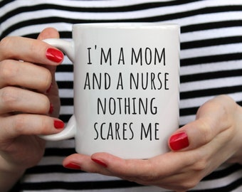 Nurse Gift Mothers Day Mug For Mom Her Birthday Expecting Funny Coffee New