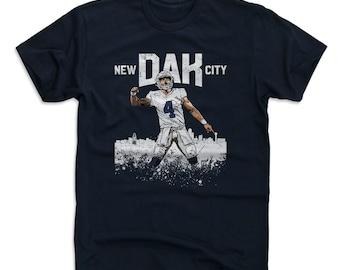 ... rush limited jersey white 7da5d 36638  good dak prescott dallas  football mens cotton t shirt dak prescott new dak city wht 552f0 122bb961b