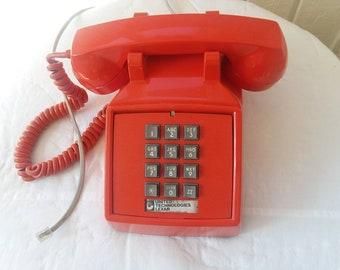 Vintage Telephone Retro Style Landline Classic Phone Rotary