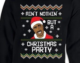 Rap Sweater Etsy