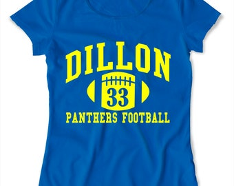 8b779a6cc30e0 Dillon Panthers Friday Night Lights Tshirt Texas Football Shirt Gift For  Football Ladies and Mens Size T-shirts