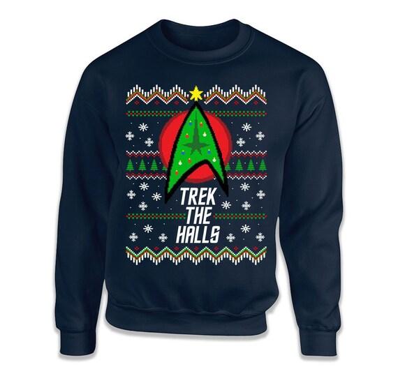 Star Trek: The Original Series Trek The Halls Holiday Knit