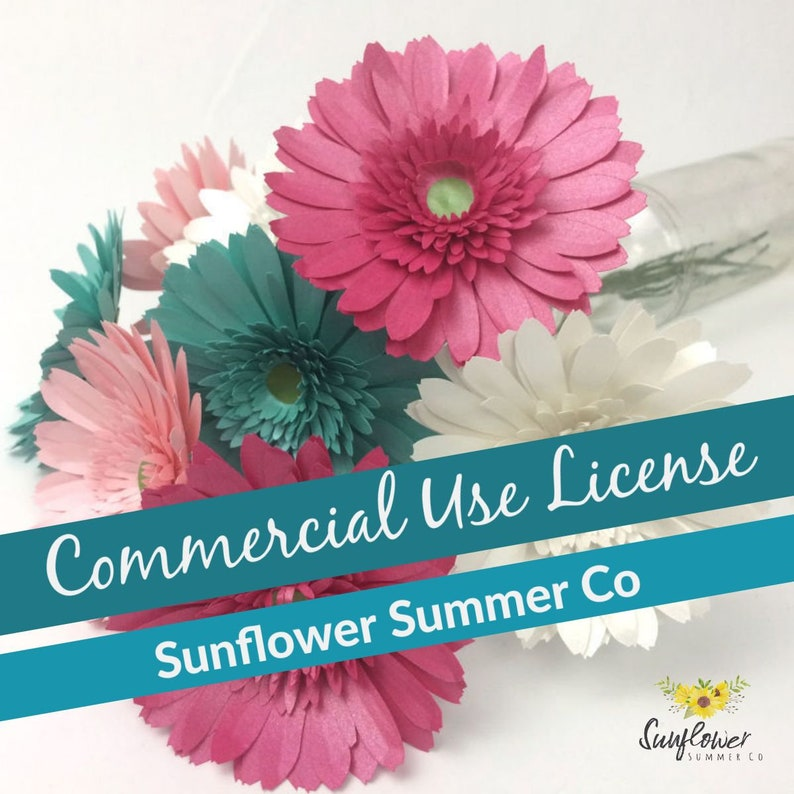 Commercial Use License for Sunflower Summer Co image 0