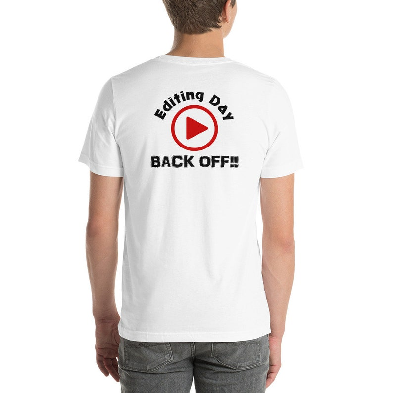 Editing Day Editor shirt Editor Gift Gift For Editor image 0