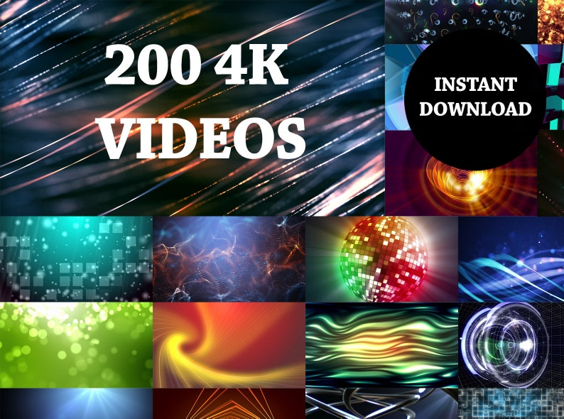 Video Animation  200 4K Videos  YouTube Intro  MP4  image 0
