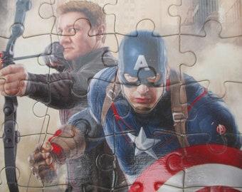Puzzles Armados Tienda