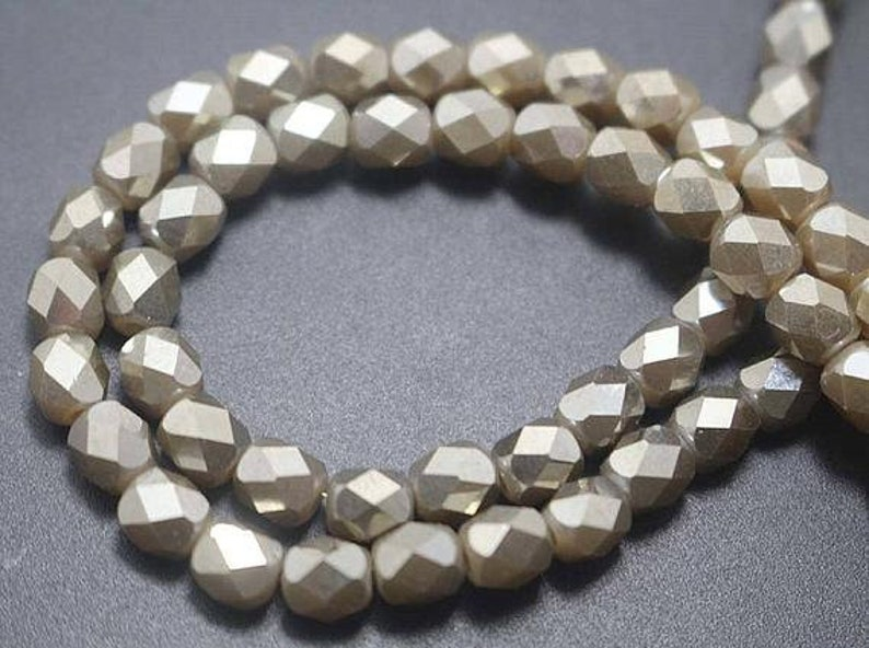 5x5mm spacer beads hole size 1mm,15/'/'one strand 3strands Glass Faceted Beads barrel beads