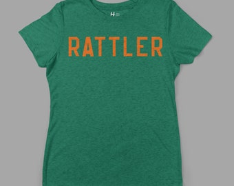c0f52a3ee FAMU Rattler Baseball Retro Tee FAMU, famu rattlers, famu womens shirt, florida  am