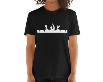 MST3K Silhouette Short-Sleeve Unisex T-Shirt