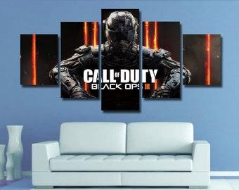 Call Of Duty Decor Etsy