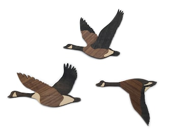 Canada Geese Ornaments
