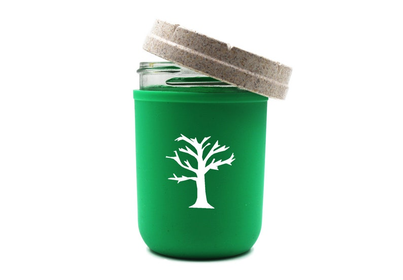 Tree Restash Jar Eco Friendly Child Resistant Stash Jar Etsy