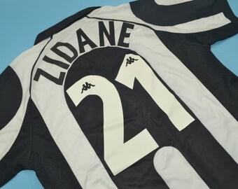 zidane 1997 juventus retro soccer jersey vintage fooball classic shirt  football jersey football shirt classic football shirts 27390a573