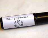 Enlightenment Essential Oil Roller All Natural Meditation Spiritual Awakening