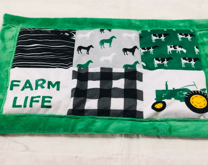 FARM LIFE Weighted Lap Pads