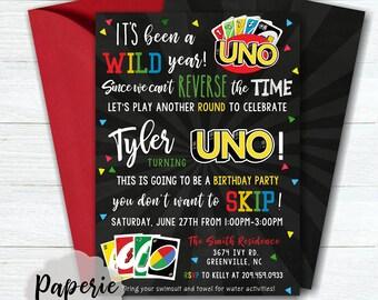 Uno yard,uno sign,Uno invitation,uno,uno party,uno birthday,wild about uno,uno card game,first birthday,chalkboard,uno banner,UNO PRINTED