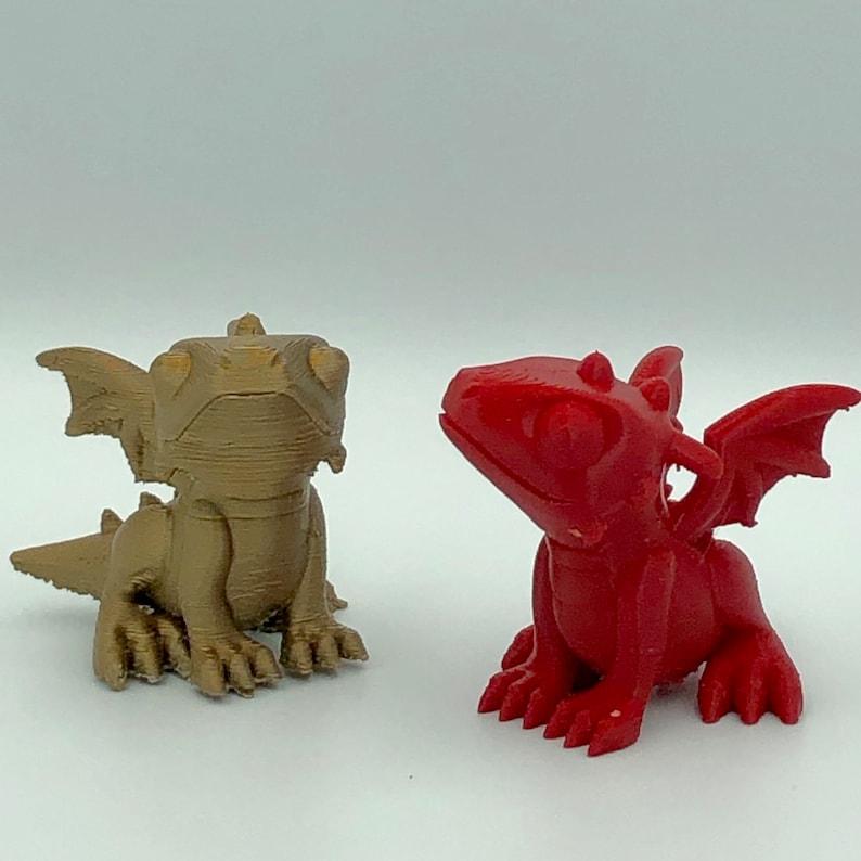 Baby Dragon mini cute dragon image 0