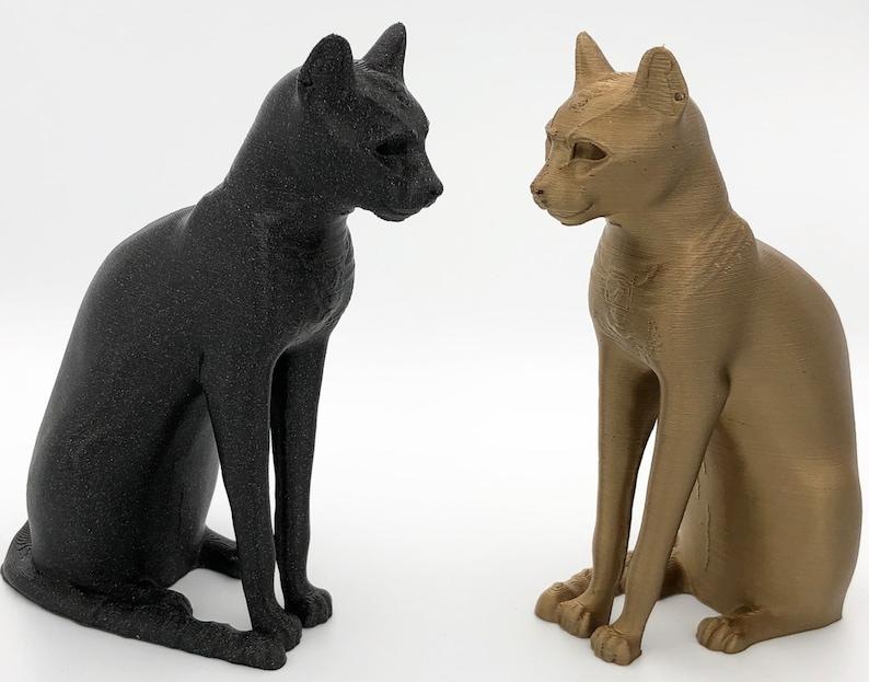 Egyptian Cat Pharaoh Cat Gayer-Anderson Cat history image 0