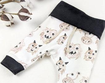 HELLOWI Merry Christmas Tree Toddler Cotton Sweatpants Fashion Jogger Capri Pants