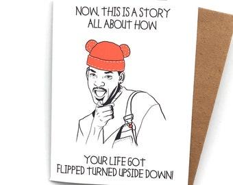 Eminem Meme Funny Baby Card Baby Shower Gift Funny Baby Etsy