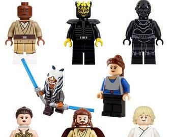 Lego Droids Etsy